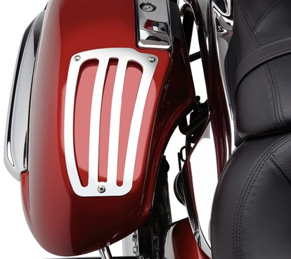 Saddlebag Lid Guards