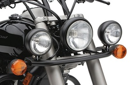 Steel Lightbar (Black)