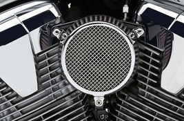 Air Intake Plain Chrome