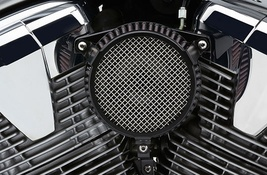 Air Intake Plain Black