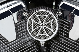 Air Intake Cross Chrome