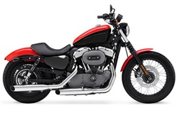 XL1200N Nightster (07-12)